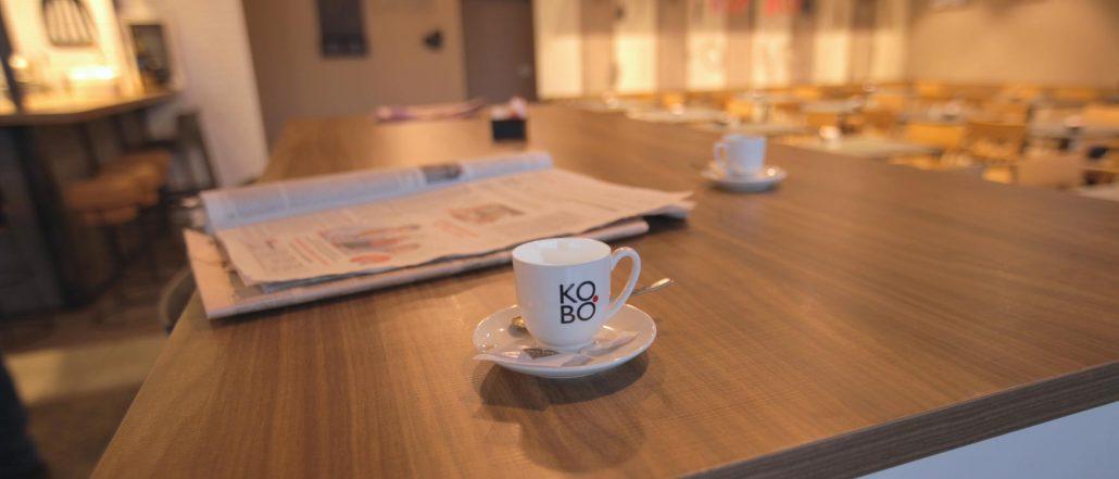 caffetteria ko bo seregno