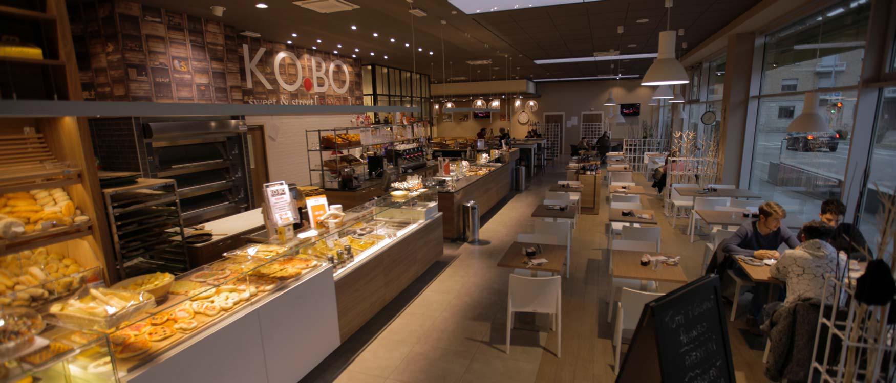 kobo food ristorante pasticceria pizza